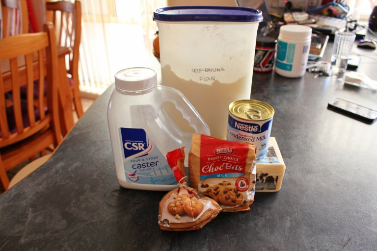 The ingredients are basic things you're likely to have stowed away in your pantry. Super convenient!