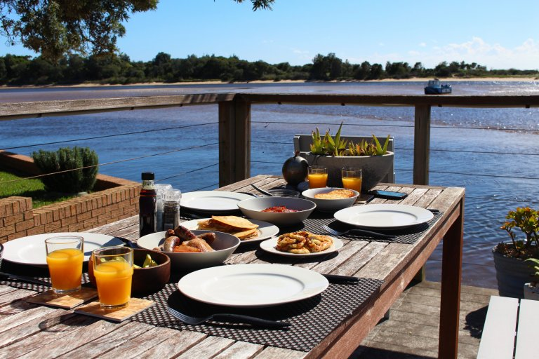 breakfast, foodie, minnamurra, beach, beach house